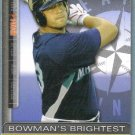 2011 Bowman Baseball Bowman's Brightest Rich Poythress (Mariners) #BBR5