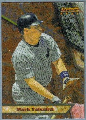 2011 Bowman Baseball Bowman's Best Mark Teixeira (Yankees) #BB4