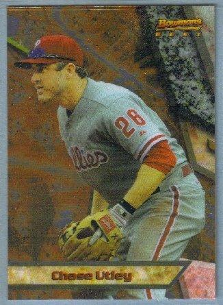 2011 Bowman Baseball Bowman's Best Chase Utley (Phillies) #BB6