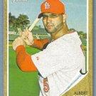2011 Topps Heritage Baseball Albert Pujols (Cardinals) #50