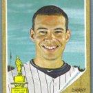 2011 Topps Heritage Baseball Danny Valencia (Twins) #283