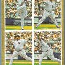 "2011 Topps Heritage Baseball ""Sabathia Tosses a Curve"" C.C. Sabathia (Yankees) #315"