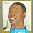 2011 Topps Heritage Baseball Sporting News NL All Star Hanley Ramirez (Marlins) #393