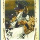 """2011 Topps Allen & Ginter Baseball """"Baseball Highlights Sketches"""" Matt Garza (Rays) #BHS19"""