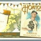 2011 Topps Allen & Ginter Baseball Hometown Heroes John Danks (White Sox) #HH22