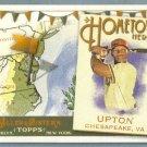 2011 Topps Allen & Ginter Baseball Hometown Heroes Justin Upton (Diamondbacks) #HH55