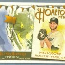 2011 Topps Allen & Ginter Baseball Hometown Heroes Brandon Morrow (Blue Jays) #HH97