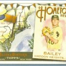 2011 Topps Allen & Ginter Baseball Hometown Heroes Andrew Bailey (Athletics) #HH99