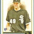 2011 Topps Allen & Ginter Baseball Rookie Chris Sale (White Sox) #85