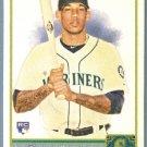 2011 Topps Allen & Ginter Baseball Rookie Greg Halman (Mariners) #86