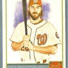 2011 Topps Allen & Ginter Baseball Short Print SP Hi Number Jayson Werth (Nationals) #315