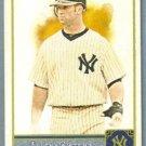 2011 Topps Allen & Ginter Baseball Short Print SP Hi Number Brett Gardner (Yankees) #346
