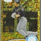 2011 Topps Update Baseball COGNAC Gold Sparkle Jason Bay (Mets) #119