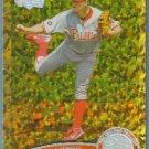 2011 Topps Update Baseball COGNAC Gold Sparkle Joe Blanton (Phillies) #469
