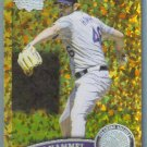 2011 Topps Update Baseball COGNAC Gold Sparkle Jason Hammel (Rockies) #642
