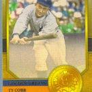2012 Topps Baseball Golden Greats Ty Cobb (Tigers) #GG-18