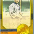 2012 Topps Baseball Golden Greats Ty Cobb (Tigers) #GG-20