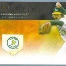 2012 Topps Baseball Golden Moments Dennis Eckersley (Athletics) #GM-23