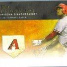 2012 Topps Baseball Golden Moments Justin Upton (Diamondbacks) #GM-24