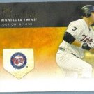 2012 Topps Baseball Golden Moments Jim Thome (Twins) #GM-44