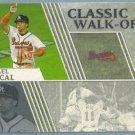 2012 Topps Baseball Classic Walk-Offs Rafael Furcal (Braves) #CW-9