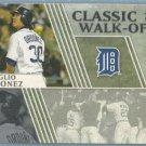 2012 Topps Baseball Classic Walk-Offs Magglio Ordonez (Tigers) #CW-11