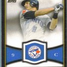 2012 Topps Baseball Gold Futures J.P. Arencibia (Blue Jays) #GF-12