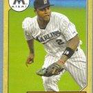 2012 Topps Baseball Mini Retro 1987 Hanley Ramirez (Marlins) #TM-25