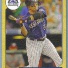 2012 Topps Baseball Mini Retro 1987 Troy Tulowitzki (Rockies) #TM-44