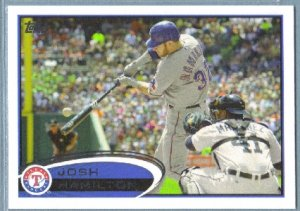 2012 Topps Baseball Reed Johnson (Cubs) #172