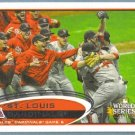 2012 Topps Baseball WS Chris Carpenter (Cardinals) #264