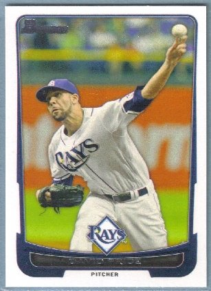 2012 Bowman Baseball Victor Martinez (Tigers) #166