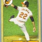 2012 Topps Baseball Mini Retro 1987 Jim Palmer (Orioles) #TM-94