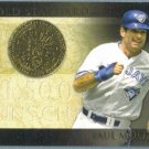 2012 Topps Baseball Gold Standard Paul Molitor (Blue Jays) #GS-38