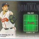 2012 Topps Baseball Mound Dominance John Smoltz (Braves) #MD-14