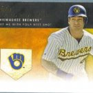 2012 Topps Baseball Golden Moments Paul Molitor (Brewers) #GM-8
