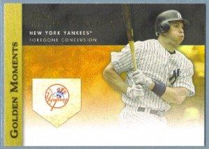 2012 Topps Baseball Golden Moments Mark Teixeira (Yankees) #GM-30