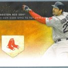 2012 Topps Baseball Golden Moments Adrian Gonzalez (Red Sox) #GM-40