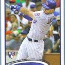 2012 Topps Update & Highlights Baseball Rookie Josh Vitters (Cubs) #US258