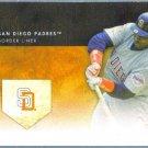 2012 Topps Update & Highlights Baseball Golden Moments Tony Gwynn (Padres) #GM-U37