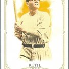 2012 Topps Allen & Ginter Baseball Babe Ruth (Yankees) #176