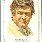 2012 Topps Allen & Ginter Baseball Al Unser Sr (Auto Racing) #237