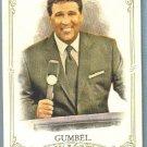2012 Topps Allen & Ginter Baseball Greg Gumbel (Broadcaster) #292