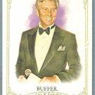 2012 Topps Allen & Ginter Baseball Short Print SP Hi # Michael Buffer (Boxing Announcer) #314
