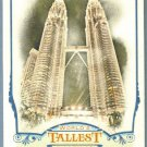 2012 Topps Allen & Ginter World's Tallest Buildings Petronas Towers #WTB3