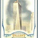 2012 Topps Allen & Ginter World's Tallest Buildings 1 World Trade Center #WTB5