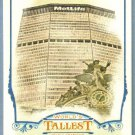 2012 Topps Allen & Ginter World's Tallest Buildings Metlife Building #WTB10
