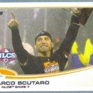 2013 Topps Baseball Marco Scutaro NLCS (Giants) #69
