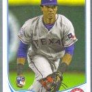 2013 Topps Baseball Rookie Adeiny Hechavarria (Blue Jays) #84