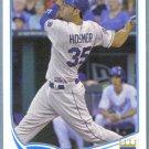 2013 Topps Baseball Mike Moustakas (Royals) #100